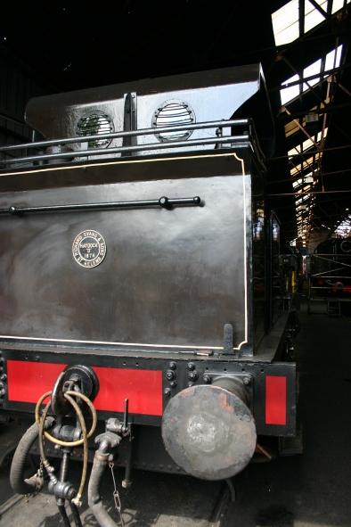 2011 - Great Central Railway - Loughborough - C Bellerophon