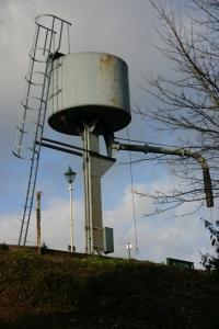 2013 - Watercress Line - Alton - Water Tower