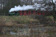 6th January 2013 - Eastleigh Lakeside Steam Railway - 850 Lord Nelson