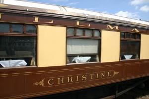 2011 - Bluebell Railway - Sheffield Park - Pullman Car Christine