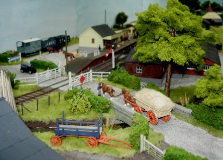2013 - Southampton Model Railway Exhibition - Rolvenden