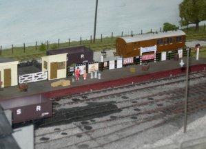 2013 - Southampton Model Railway Exhibition - Rolvenden