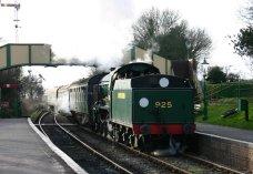2013 - Watercress Line - Ropley - SR Schools class V - 925 Cheltenham