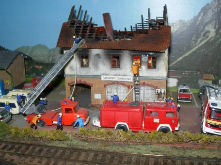 2013 - Southampton Model Railway Exhibition - Zwiesboden