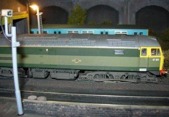 2013 - Southampton Model Railway Exhibition - Patterdale North