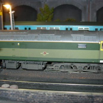 2013 - Southampton Model Railway Exhibition - Patterdale North