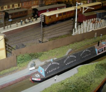 2013 - Southampton Model Railway Exhibition - Millford