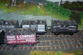 2013 - Southampton Model Railway Exhibition - Knockley Gate