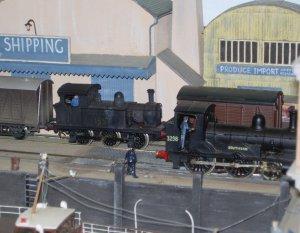 2013 - Southampton Model Railway Exhibition - Orestone Quay