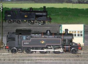 2013 - Southampton Model Railway Exhibition - Casterbridge