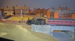 2013 - Southampton Model Railway Exhibition - Wansbeck Road