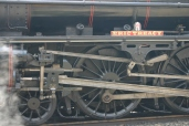 2011 - North York Moors Railway (NYMR) - Whitby - Ex-LMS Black 5 class - 5MT - 45428 Eric Treacy (Valve Gear)