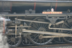 2011 - North York Moors Railway (NYMR) - Whitby - Ex-LMS Black 5 class - 5MT - 45428 Eric Treacy (Valve Gear)