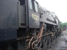 2011 - Watercress Line (Mid-Hants) - Ropley - BR Standard 9F class 92212