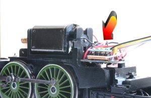 Bachmann BR LNER - Peppercorn A1 - 60163 - Tornado - Apple Green - DCC Fitting Guide