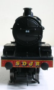 Bachmann S&DJR 7F 88