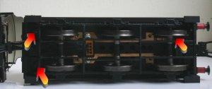 Bachmann S&DJR 7F 88 DCC Fitting Guide