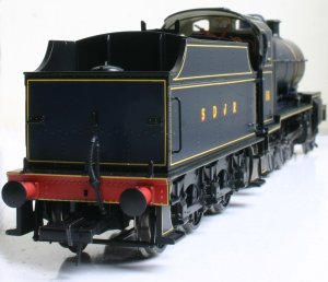 Bachmann S&DJR 7F 88 (rear view)