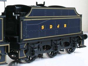 Bachmann S&DJR 7F 88 (tender)