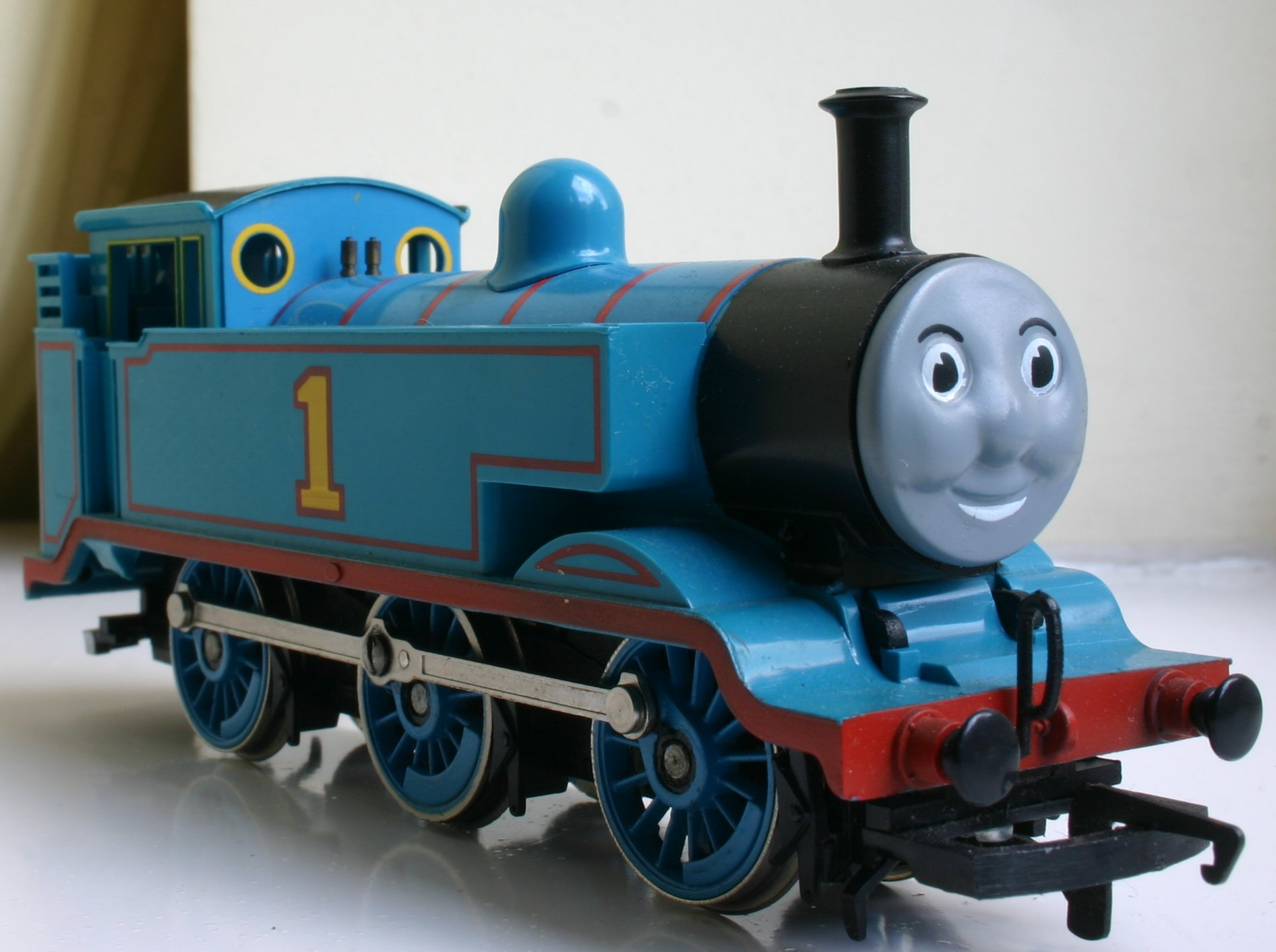 hornby trains thomas
