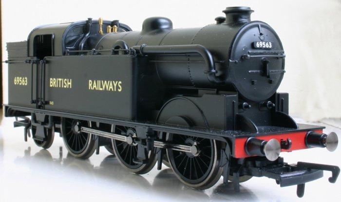 Hornby Ex-LNER Gresley N2 class - 69563