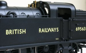 Hornby Ex-LNER Gresley N2 class - 69563 (4)