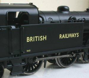 Hornby Ex-LNER Gresley N2 class - 69563 (cab)