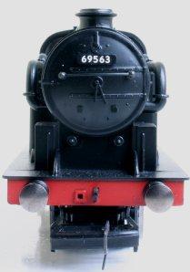 Hornby Ex-LNER Gresley N2 class - 69563 (smokebox)