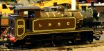 Locoyard 2013 - Hornby - LBSCR E2 class - 100 - 1st Anniversary train (cab)