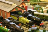 Locoyard loco yard - engine shed 2013