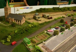 2013 - Solent Model Railway Group - Eurotrack Model Exhibition - Soberton