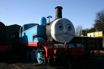 2013 - Watercress Line - Ropley - 1 Thomas