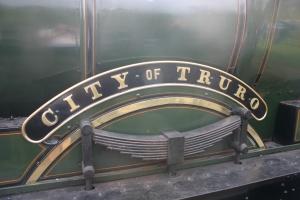 2011 - Watercress Line - Alresford - 3717 City of Truro