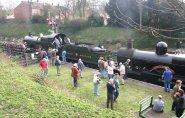 2011 - Watercress Line - Alresford - 3717 City of Truro & 9017 Earl of Berkeley
