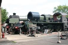 2011 - Bluebell Railway - Sheffield Park - SR U class 1638 & S15 class 847