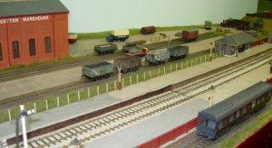 2013 - Southampton Model Railway Exhibition - New Hey