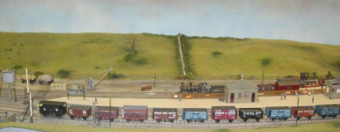 2013 - Southampton Model Railway Exhibition - Ogden Fold