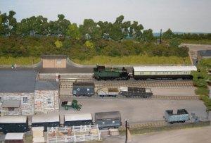 2013 - Southampton Model Railway Exhibition - Bodmin