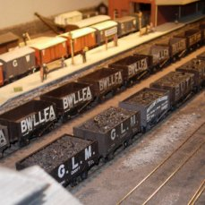 2013 - Southampton Model Railway Exhibition - Aberdare (Taff Vale)