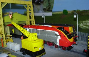 2013 - Southampton Model Railway Exhibition - Nictun