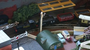 Locoyard - Golden Arrow kit modified extended bunker - Hornby Isle of Wight A1X Terrier W11 - Newport
