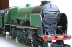 Locoyard Modified Bachmann Southern - 850 Lord Nelson (1)