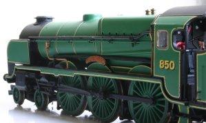 Locoyard Modified Bachmann Southern - 850 Lord Nelson
