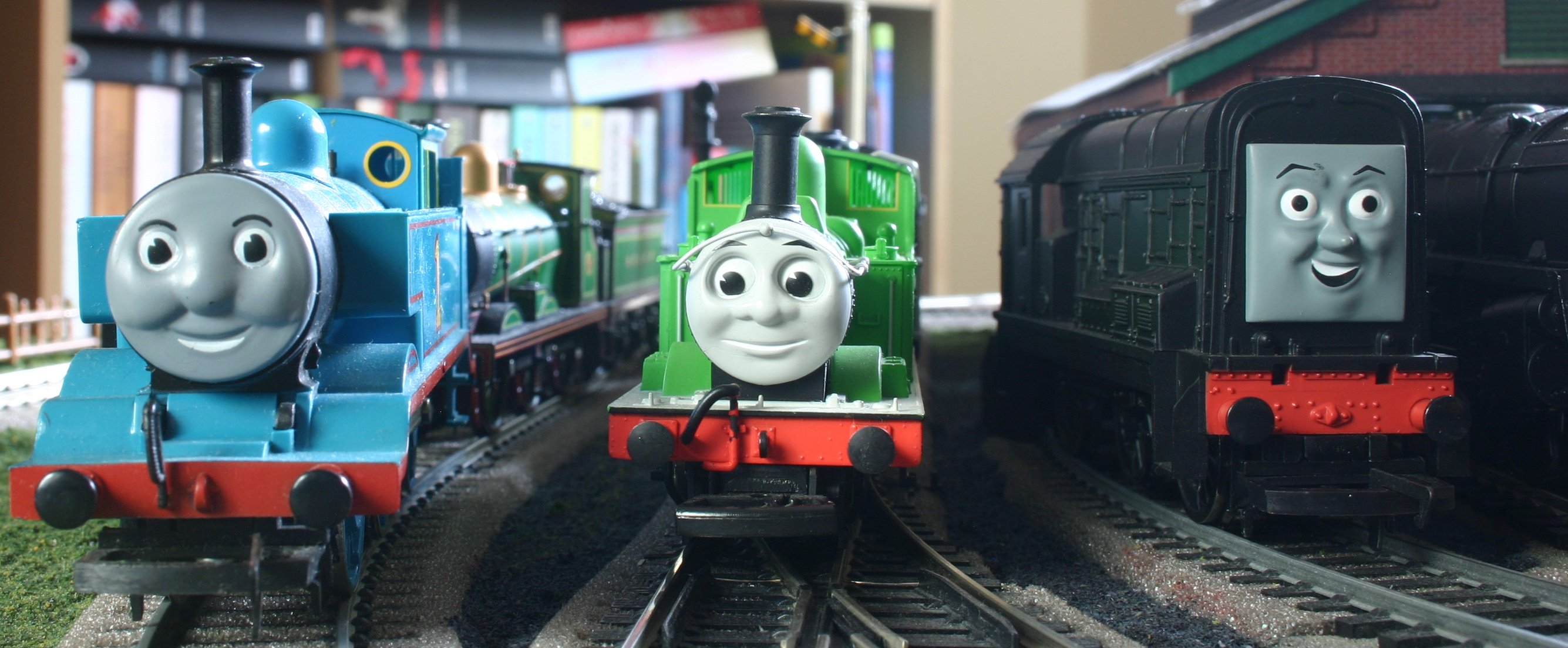 diesel from thomas and friends - photo #21