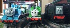 Locoyard Thomas the Tank Engine and Friends - 1 Thomas, 11 Oliver & Diesel
