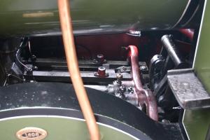 2011 - Bluebell Railway - Sheffield Park - Ex LBSCR E4 B473 (inside motion)