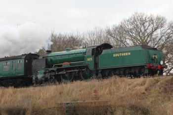 2013 Day out with Thomas - Watercress Line - Bowers Grove Lane - Schools class - 925 Cheltenham