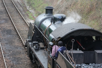 2013 Day out with Thomas - Watercress Line - Ropley - Ex-SR U class - 31806