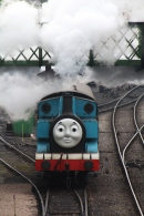 2013 Day out with Thomas - Watercress Line - Ropley - Ex-Austerity class - 1 Thomas