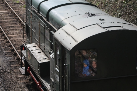 2013 Day out with Thomas - Watercress Line - Ropley - class 11 shunter 12049